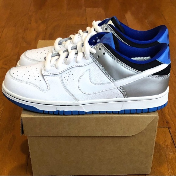 wholesale dealer 5c097 d27ef Good 2007 Nike Dunk CL Jordan 7 French Blue sz 8.5